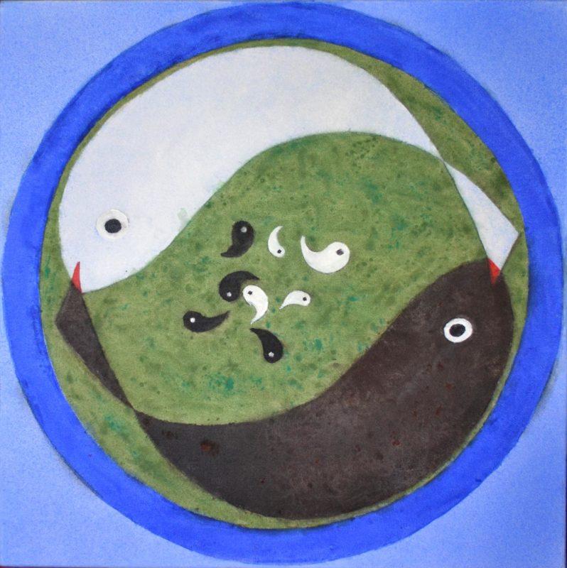 Yin & Yang, Playful Balance
